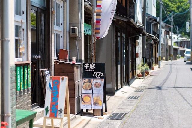 ushimado cafe 牛窓カフェ