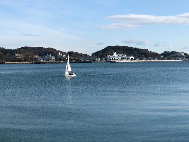 Ushimado cruise ヨットクルージング 牛窓